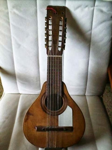 el blog de 4º: Instrumentos tradicionales españoles